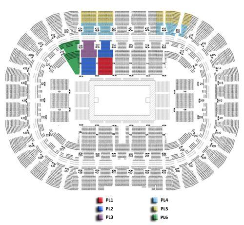 mapa arena beograd Beogradska arena, karte za arenu, tiket klub, karte mapa arena beograd