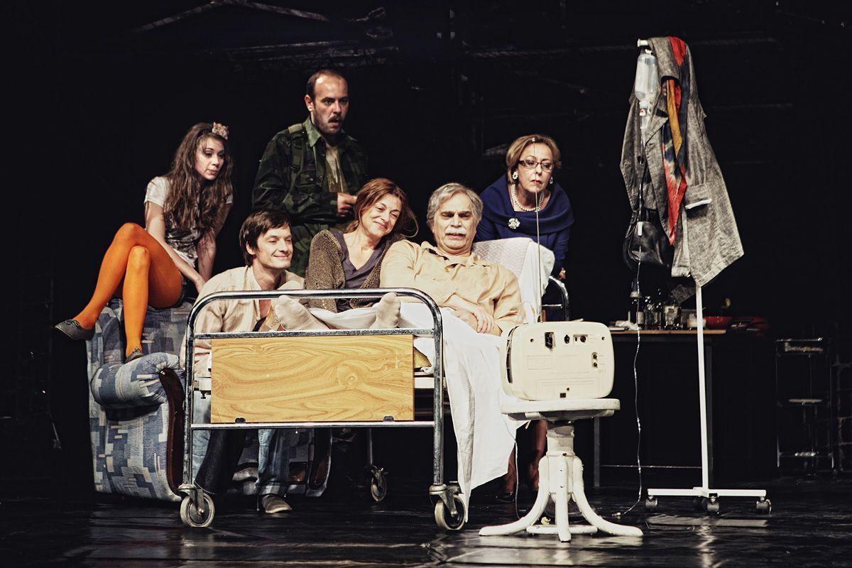 NIJE SMRT BICIKLO (da ti ga ukradu) - Jugoslovensko dramsko pozorište, tiket klub