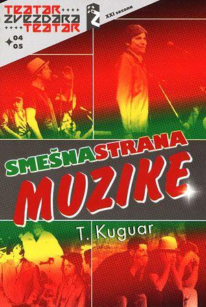 SMEŠNA STRANA MUZIKE - Zvezdara teatar, tiket klub