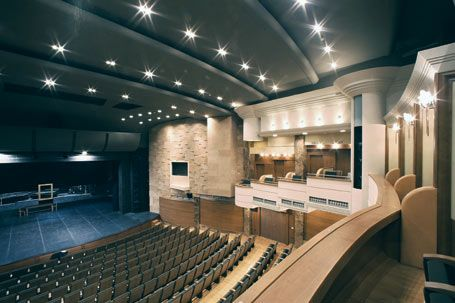 Madlenianum, o pozorištu, Tiket Klub