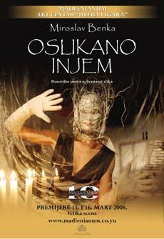 OSLIKANO INJEM (Drama) - Madlenianum, Tiket Klub