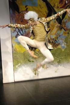 WOLFGANG AMADÉ (Balet) - Madlenianum, Tiket Klub