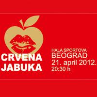 Crvena Jabuka - HALA SPORTOVA, Tiket Klub