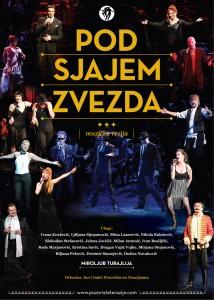 POD SJAJEM ZVEZDA – Pozorište na Terazijama, Tiket Klub
