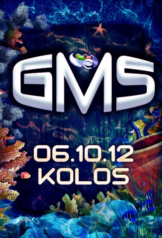 G.M.S. - Retro Set - Brod KOLOS, Tiket Klub