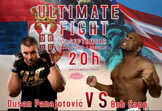 Ultimate Fight - Hala PIONIR, Tiket Klub