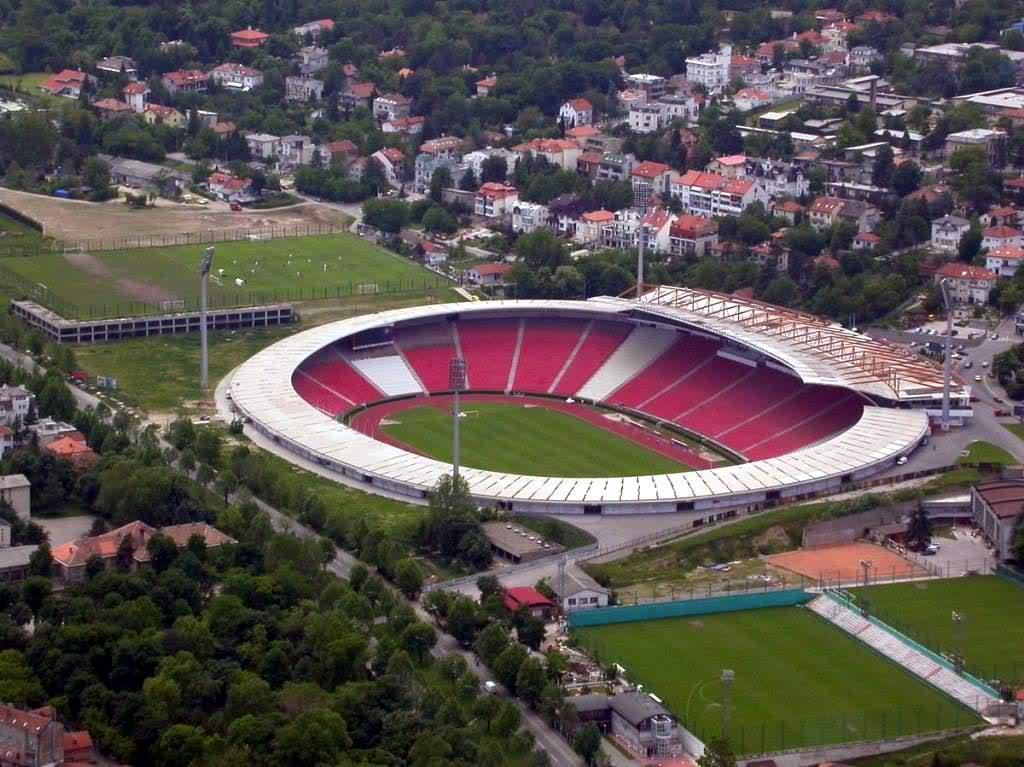 Stadion Crvena Zvezde - Marakana, Tiket Klub