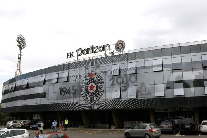 Stadion Partizana - JNA, Tiket Klub