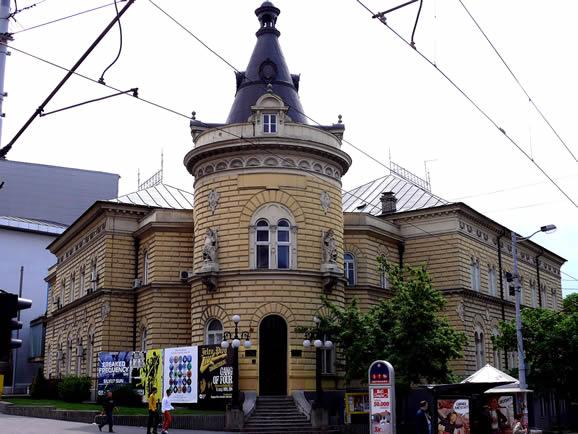 Studentski kulturni centar - SKC Beograd, Tiket Klub