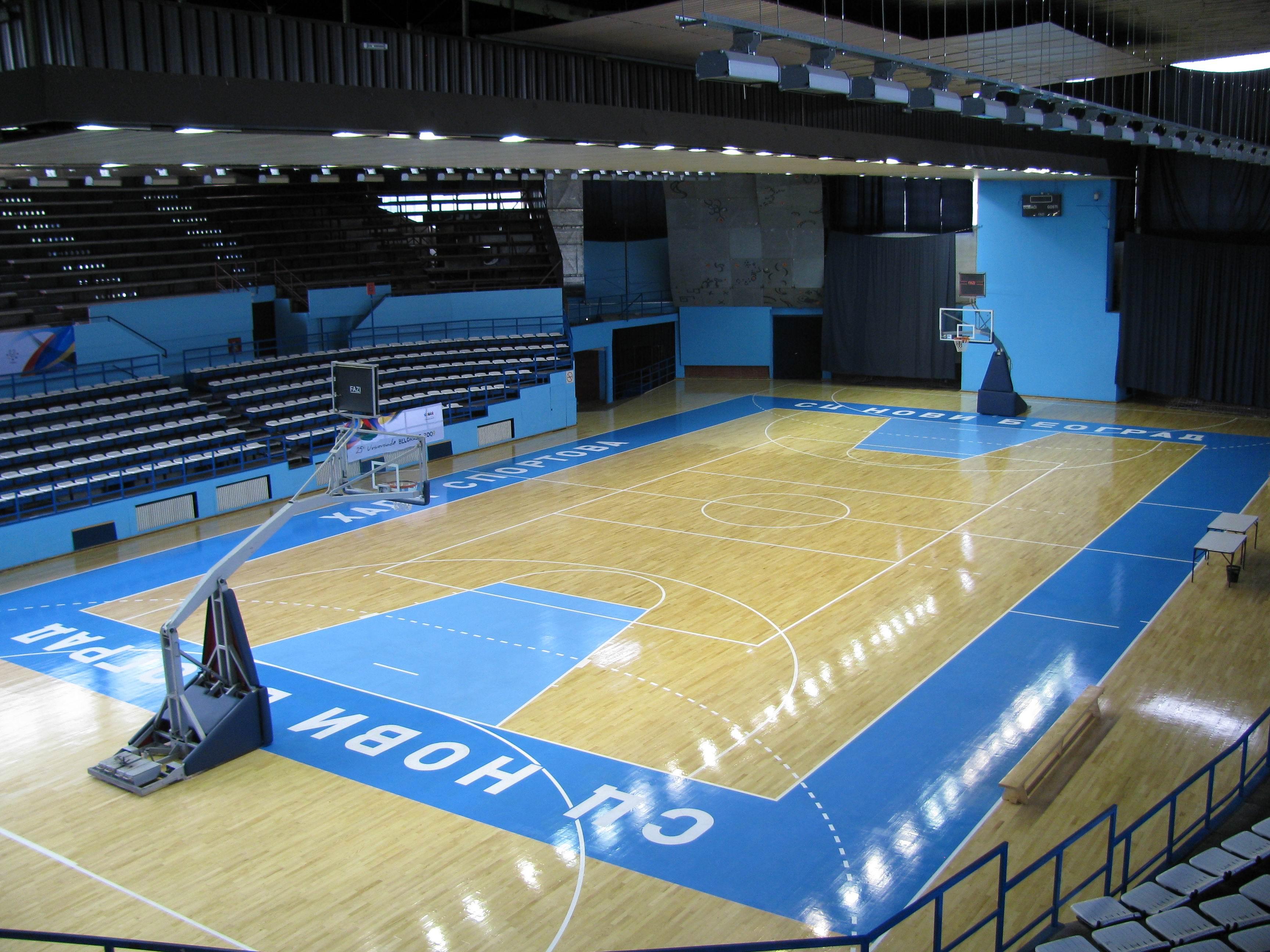 hala sportova beograd mapa Hala Sportova Novi Beograd, Tiket Klub hala sportova beograd mapa