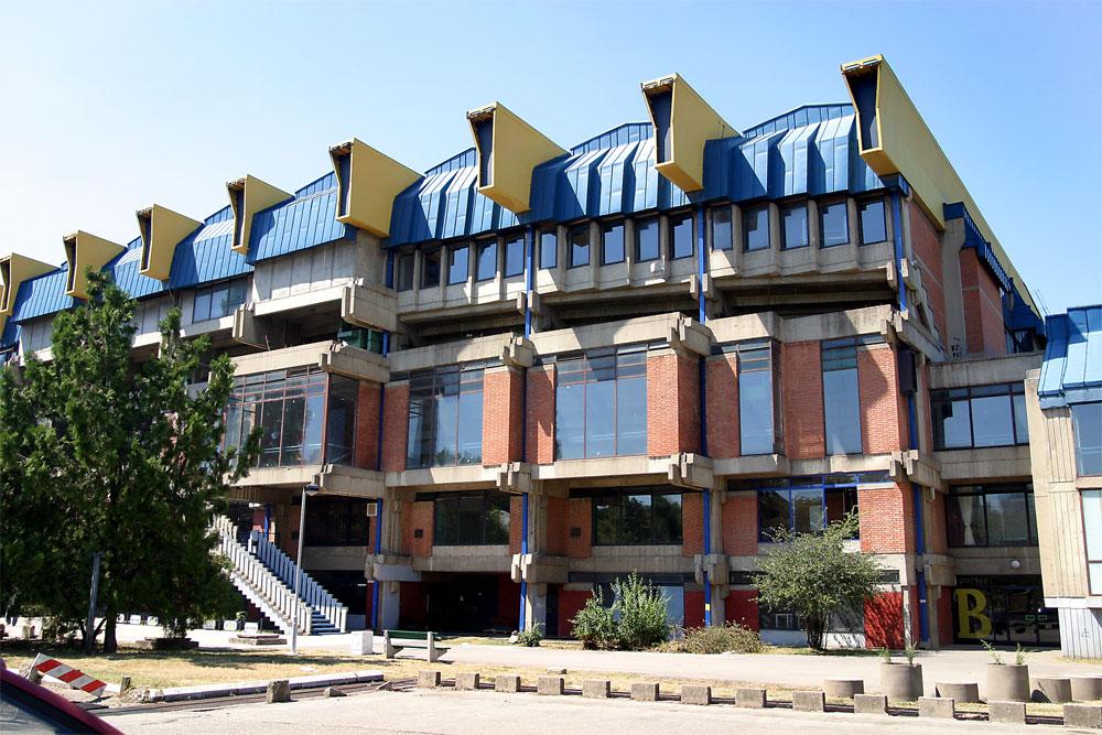 HALA PIONIR, Beograd, Tiket Klub
