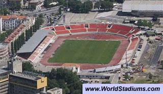 Stadion Karađorđe - Novi Sad, Tiket Klub