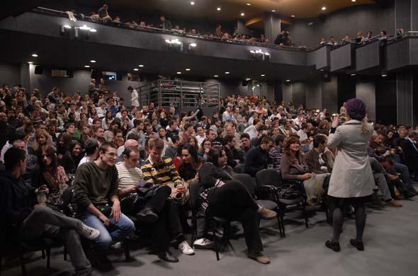 Dom omladine Beograda, Tiket Klub