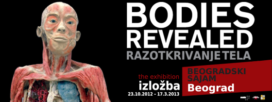 Bodies Revealed - Razotkrivanje tela, Tiket Klub