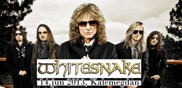 Whitesnake - Kalemegdan, Tiket Klub