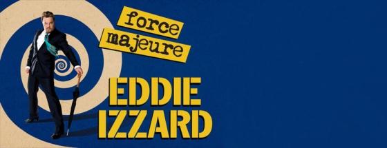 EDDIE IZZARD - Dom omladine Beograda, Tiket Klub