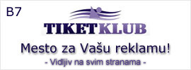 Reklamirajte se na Tiket Klubu