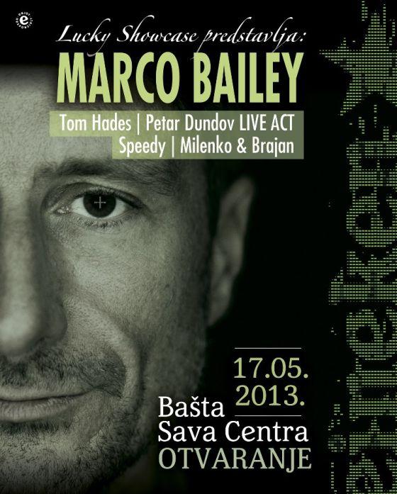 MARCO BAILEY & Tom hades - Basta Sava Centra