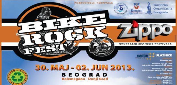 BIKE ROCK FEST - Kalemegdan, Tiket Klub