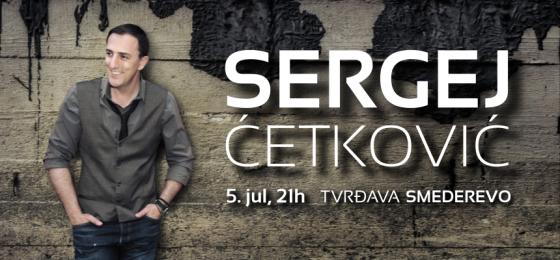 Sergej Ćetković - Tvrđava Smederevo, Tiket Klub