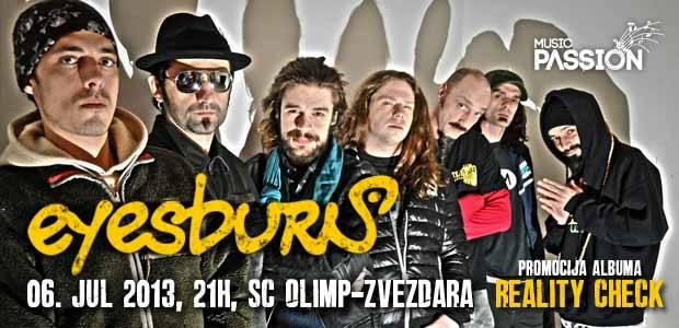 Eyesburn - SC Olimp Zvezdara, Tiket Klub