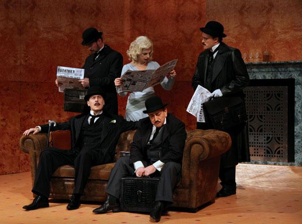 POKOJNIK – Narodno pozorište, Tiket Klub