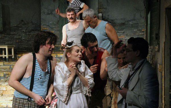 RIBARSKE SVAĐE – Narodno pozorište, Tiket Klub