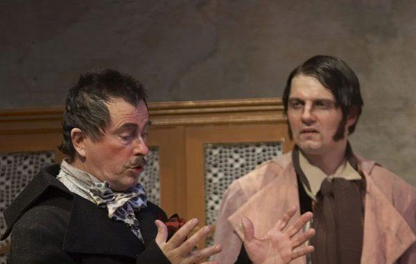 LAŽA I PARALAŽA – Narodno pozorište, Tiket Klub
