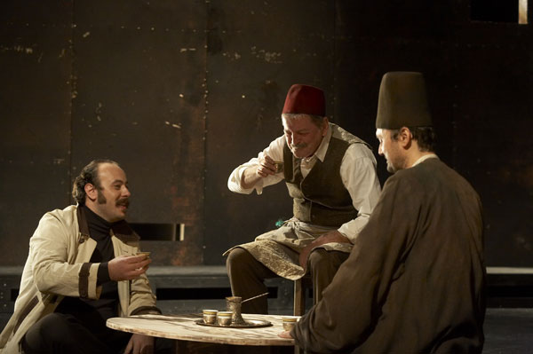 DERVIŠ I SMRT – Narodno pozorište, Tiket Klub