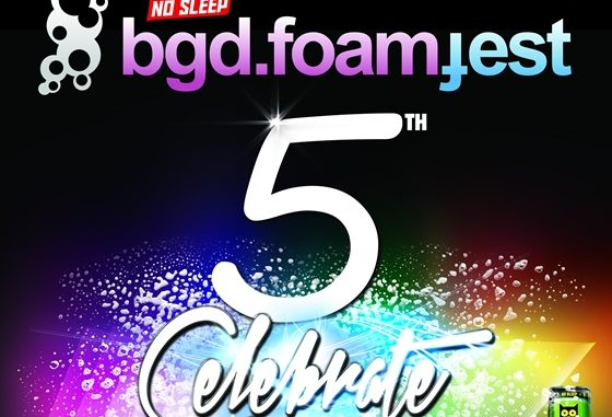 Belgrade foam fest - KOMBANK Arena, Tiket Klub
