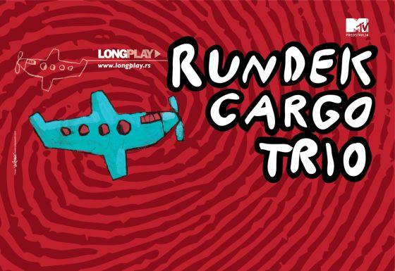 Rundek Cargo trio - Dvorište Banovine - Niš, Tiket Klub