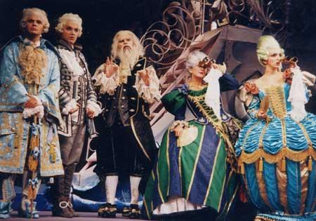 PEPELjUGA – Nаrodno pozorište, Tiket Klub