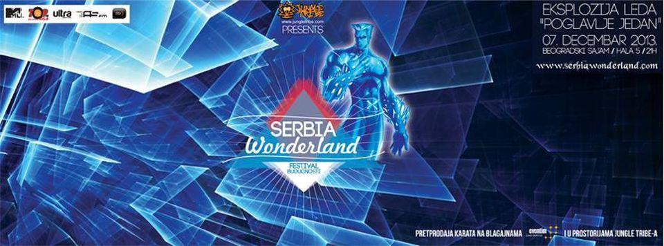 SERBIA WONDERLAND - Beogradski sajam, Tiket Klub