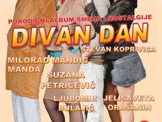 DIVAN DAN - AKADEMIJA 28, Tiket Klub