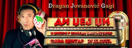 DJ G I DŽIBERI - DŽUBOKS DŽANGL - Sava Centar