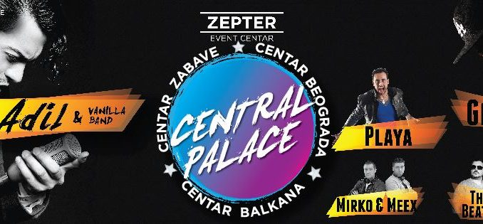 Central Palace NEW YEAR 2014 , Tiket Klub