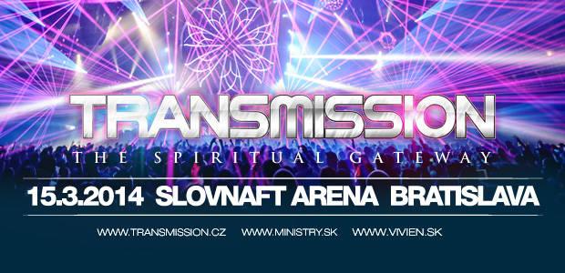 Transmission 2014 - SLOVNAFT Arena, Bratislava - Slovačka, Tiket Klub