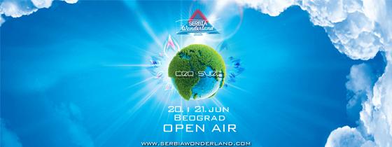 Serbia Wonderland festival 2014 - ATRIJUM, Beogradski Sajam, Tiket Klub