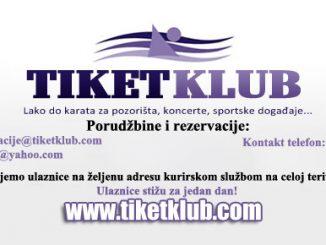 POSLE IGRE - Dom omladine Beograda, Tiket Klub