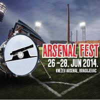 ARSENAL FEST - Kragujevac, Tiket Klub