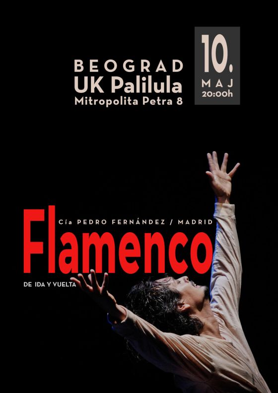"FLAMENCO SHOW - UK ""Palilula"", Tiket Klub"