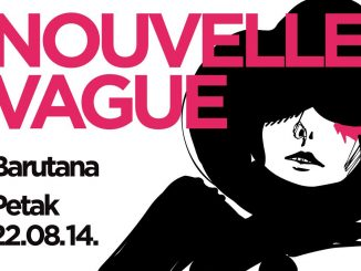 NOUVELLE VAGUE - Barutana, Tiket Klub