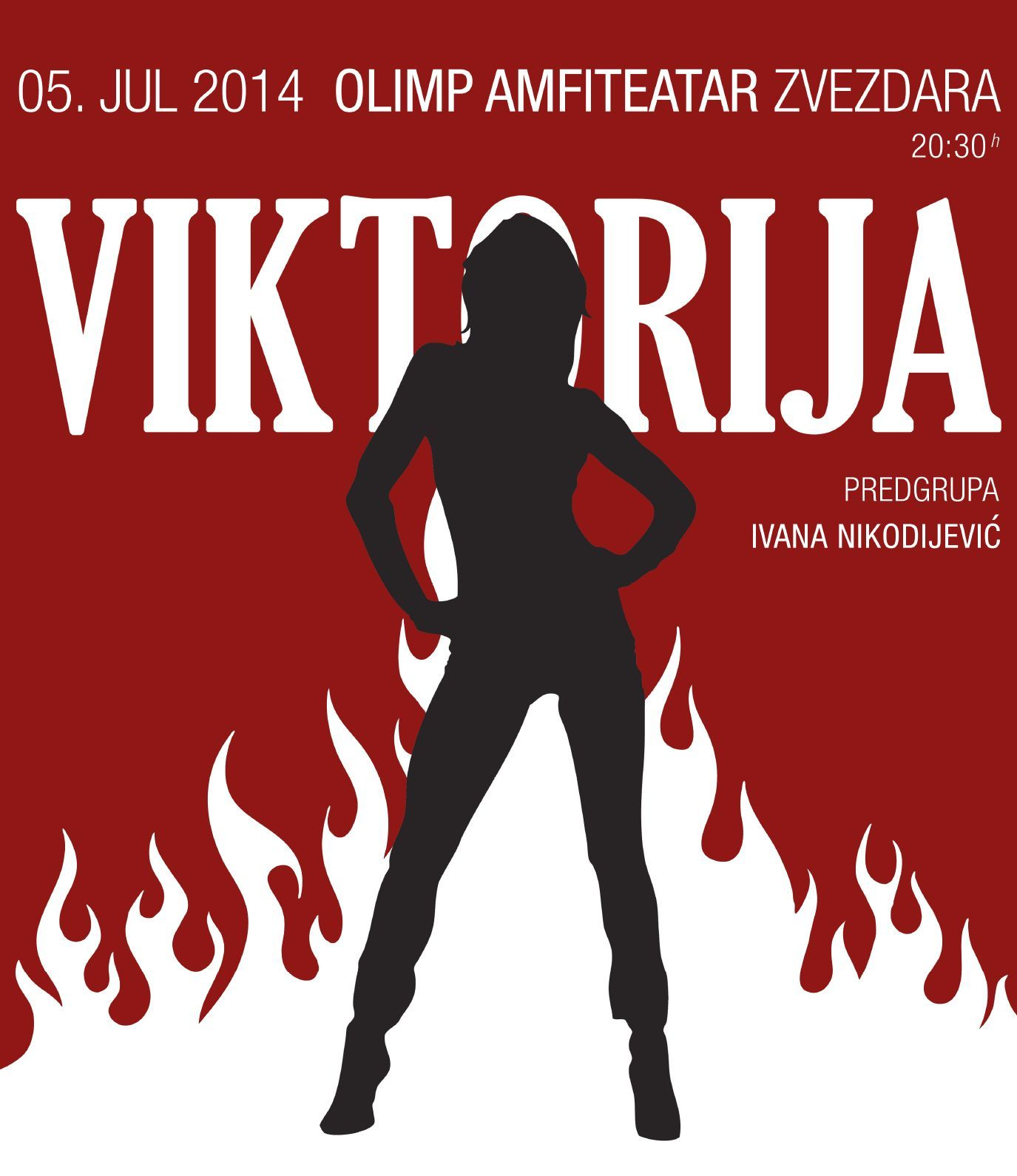 VIKTORIJA - SC Olimp Zvezdara, Tiket Klub