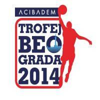 ACIBADEM TROFEJ BEOGRADA 2014 - KOMBANK Arena, Tiket Klub