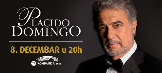 PLASIDO DOMINGO - KOMBANK Arena, Tiket Klub