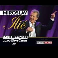 Miroslav Ilić - Sava Centar, Tiket Klub