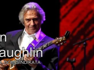 John McLaughlin & The 4th Dimension - Dvorana Doma Sindikata