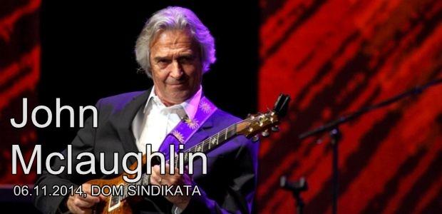 John McLaughlin & The 4th Dimension - Dvorana Doma Sindikata