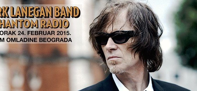 Mark Lanegan Band - Dom omladine Beograda, Tiket Klub