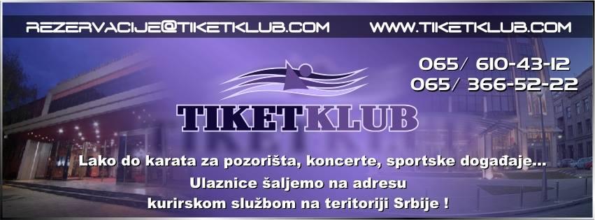 Eyesburn - SKC Beograda, Tiket Klub